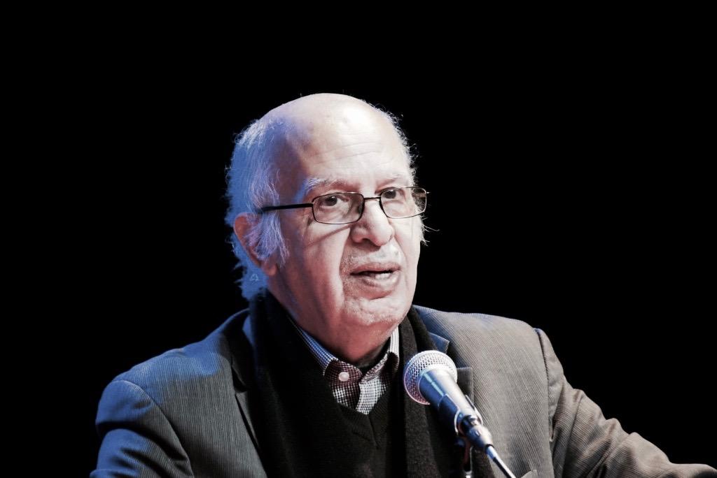 Dr Rachid Bennegadi, Vice-Président, psychiatre, anthropologue, président de l'Association mondiale de psychiatrie sociale