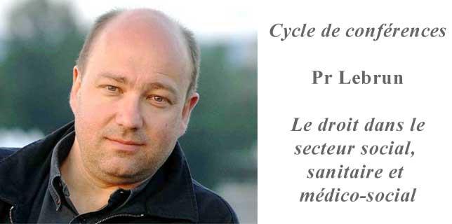 Conférences de Pierre-Brice Lebrun
