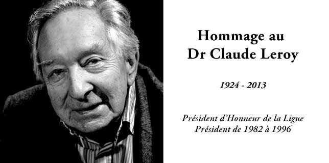 Dr Claude Leroy